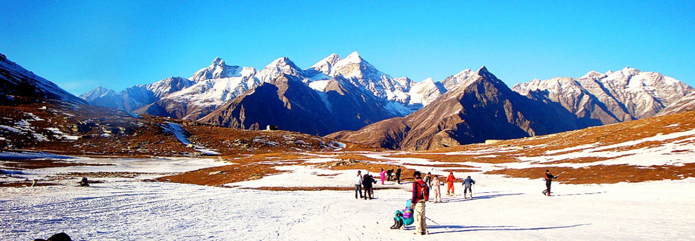Manali Can Spice Up Your Holiday Tour